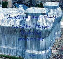 Christo and Jeanne-Claude - Verhüllter / Wrapped Reichstag