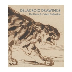 Delacroix Drawings - The Karen B. Cohen Collection