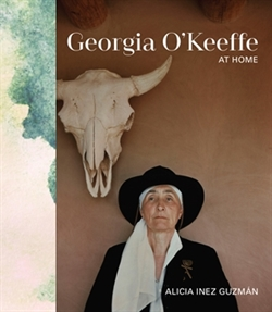 Georgia O'Keeffe - At Home