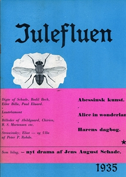 Julefluen - Ejler Bille (red.)