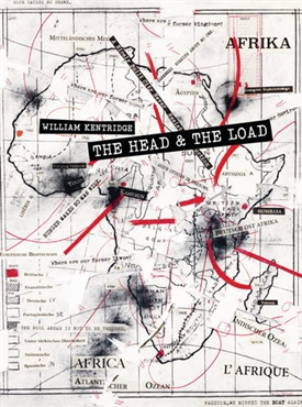 William Kentridge - The Head & The Load are the trouble of the neck