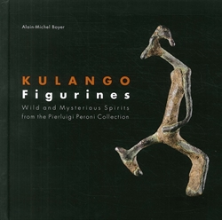 Kulango Figurines - Wild and Mysterious Spirits - from the Pierluigi Peroni Collection