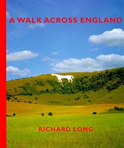 Richard Long - A Walk Across England