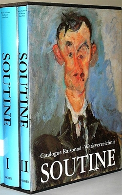 Chaim Soutine 1893-1943 Catalogue Raisonne