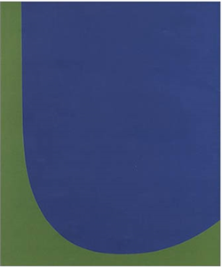 ELLSWORTH KELLY: RED GREEN BLUE. Paintings and Studies, 1958-1965