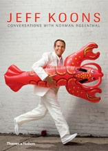JEFF KOONS. Conversations with Norman Rosenthal