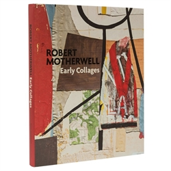 Robert Motherwell - Early Collages