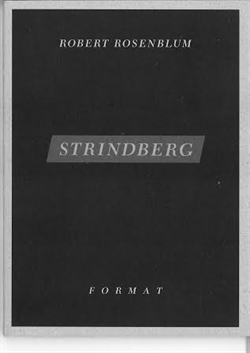 THE PAINTINGS OF AUGUST STRINDBERG - The Structure of Chaos / FORMAT-SERIEN / ENGELSK UDGAVE