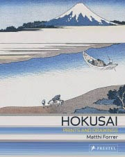 HOKUSAI. PRINTS AND DRAWINGS