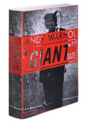 "ANDY WARHOL. ""GIANT SIZE"""