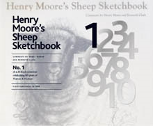 HENRY MOORE´S SHEEP SKETCHBOOK