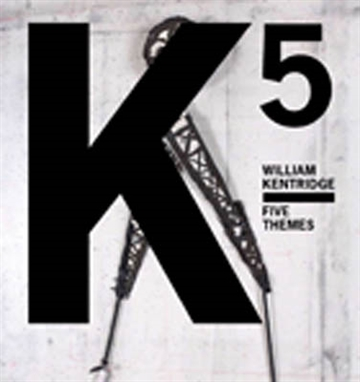 WILLIAM KENTRIDGE. FIVE THEMES - MED DVD