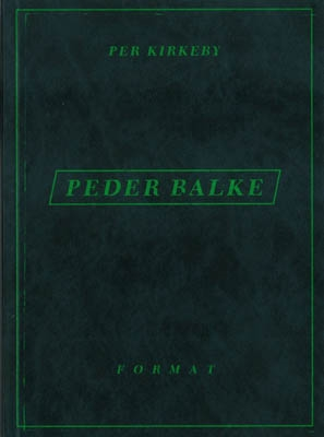 PEDER BALKE - Trick, Depth and game - Format-serien