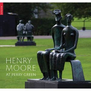 HENRY MOORE. At PERRY GREEN