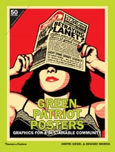 GREEN PATRIOT POSTERS. Graphics for a Sustainable Community.
