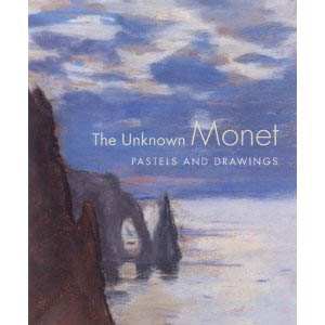 THE UNKNOWN MONET - Pastels and Drawings