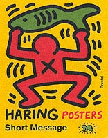 HARING POSTERS - Short Messages